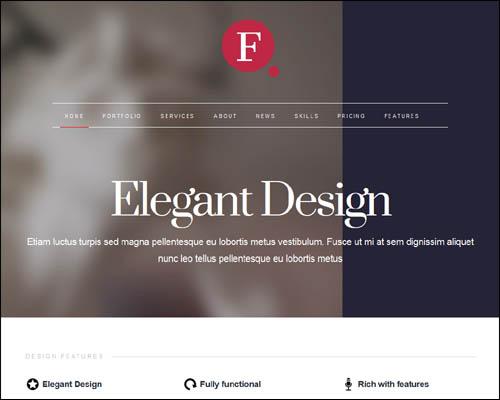 finale-elegant-free-responsive-wordpress-theme