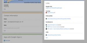 google+ step2