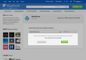install wordpress step by step